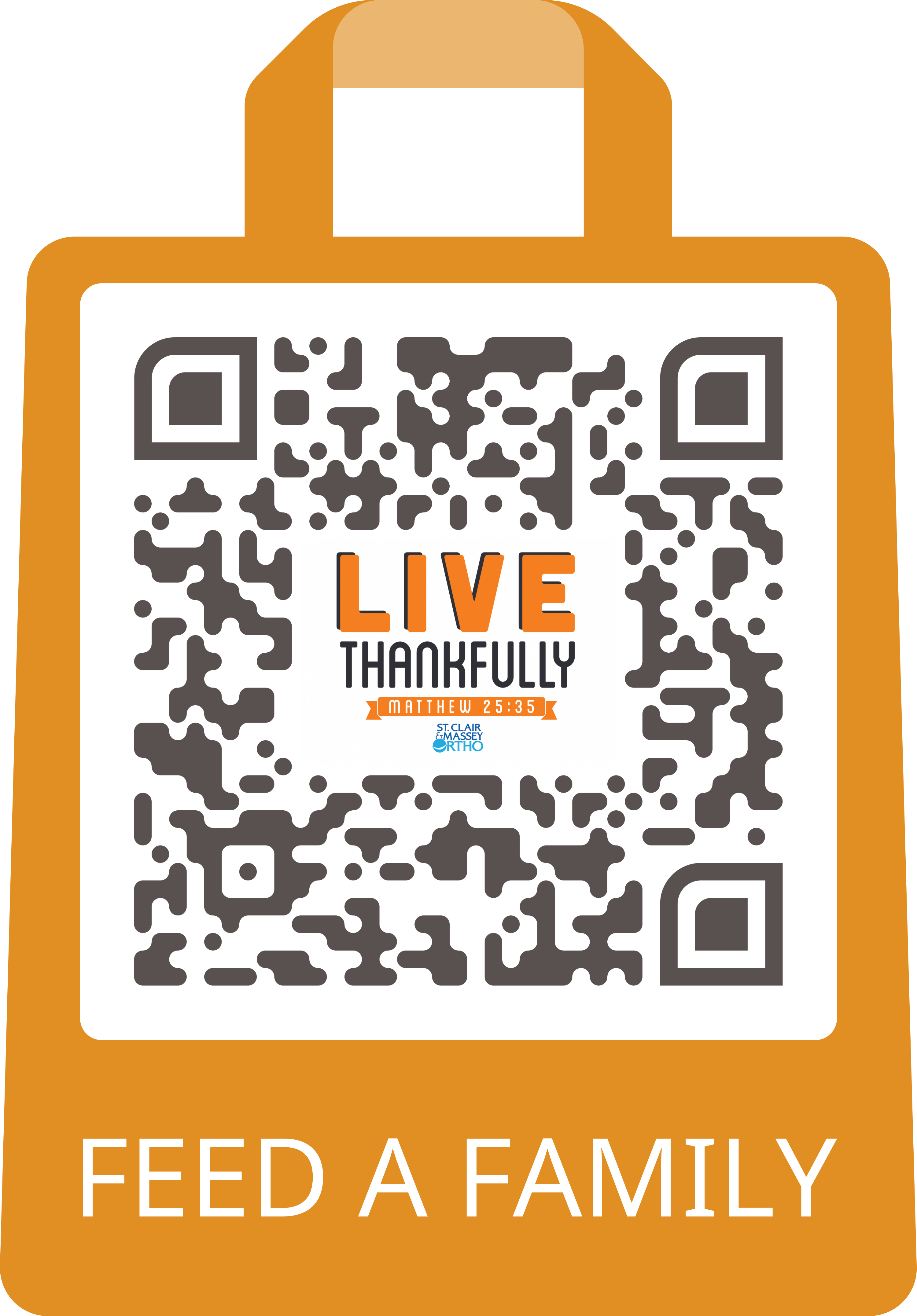 QR Code to use for donations